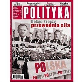 AudioPolityka NR 39 - 21.09.2010 - Audiobook (Książka audio MP3) do pobrania w całości w archiwum ZIP