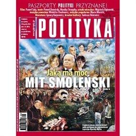 AudioPolityka Nr 4 z 19 stycznia 2011 roku - Audiobook (Książka audio MP3) do pobrania w całości w archiwum ZIP