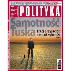 AudioPolityka NR 41 - 06.10.2010 - Audiobook (Książka audio MP3) do pobrania w całości w archiwum ZIP