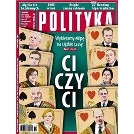 AudioPolityka Nr 41 z 5 października 2011 roku - Audiobook (Książka audio MP3) do pobrania w całości w archiwum ZIP