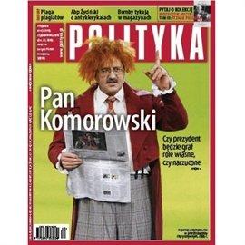AudioPolityka NR 43 - 20.10.2010 - Audiobook (Książka audio MP3) do pobrania w całości w archiwum ZIP