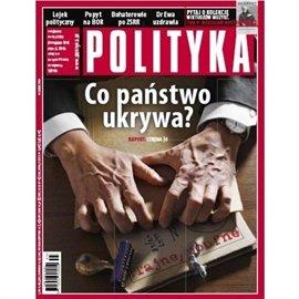 AudioPolityka NR 45 - 03.11.2010 - Audiobook (Książka audio MP3) do pobrania w całości w archiwum ZIP