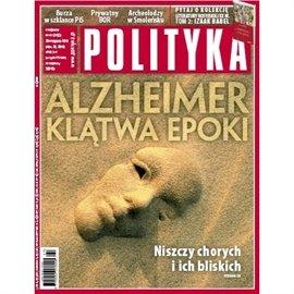 AudioPolityka NR 47 - 17.11.2010 - Audiobook (Książka audio MP3) do pobrania w całości w archiwum ZIP