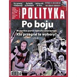 AudioPolityka NR 48 - 24.11.2010 - Audiobook (Książka audio MP3) do pobrania w całości w archiwum ZIP