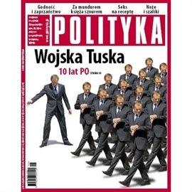 AudioPolityka Nr 5 z 26 stycznia 2011 roku - Audiobook (Książka audio MP3) do pobrania w całości w archiwum ZIP
