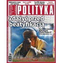 AudioPolityka Nr 6 z 2 lutego 2011 roku - Audiobook (Książka audio MP3) do pobrania w całości w archiwum ZIP