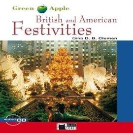 British and American Festivities - Audiobook (Książka audio MP3) do pobrania w całości w archiwum ZIP
