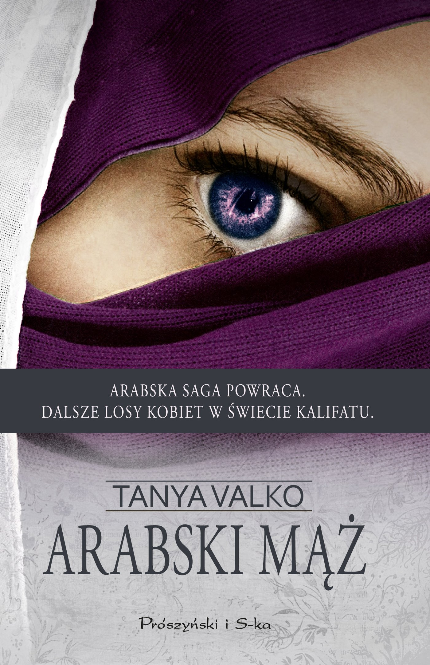 Arabski mąż - Ebook (Książka EPUB) do pobrania w formacie EPUB