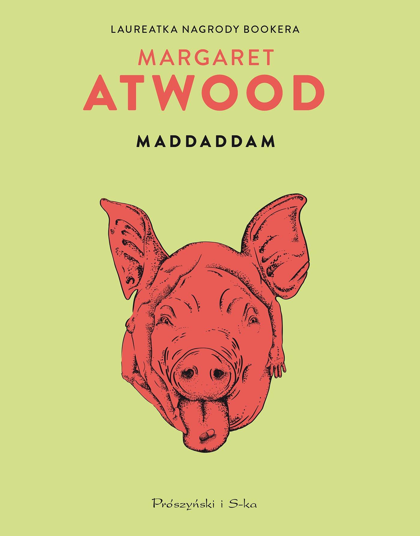 MaddAddam - Ebook (Książka na Kindle) do pobrania w formacie MOBI