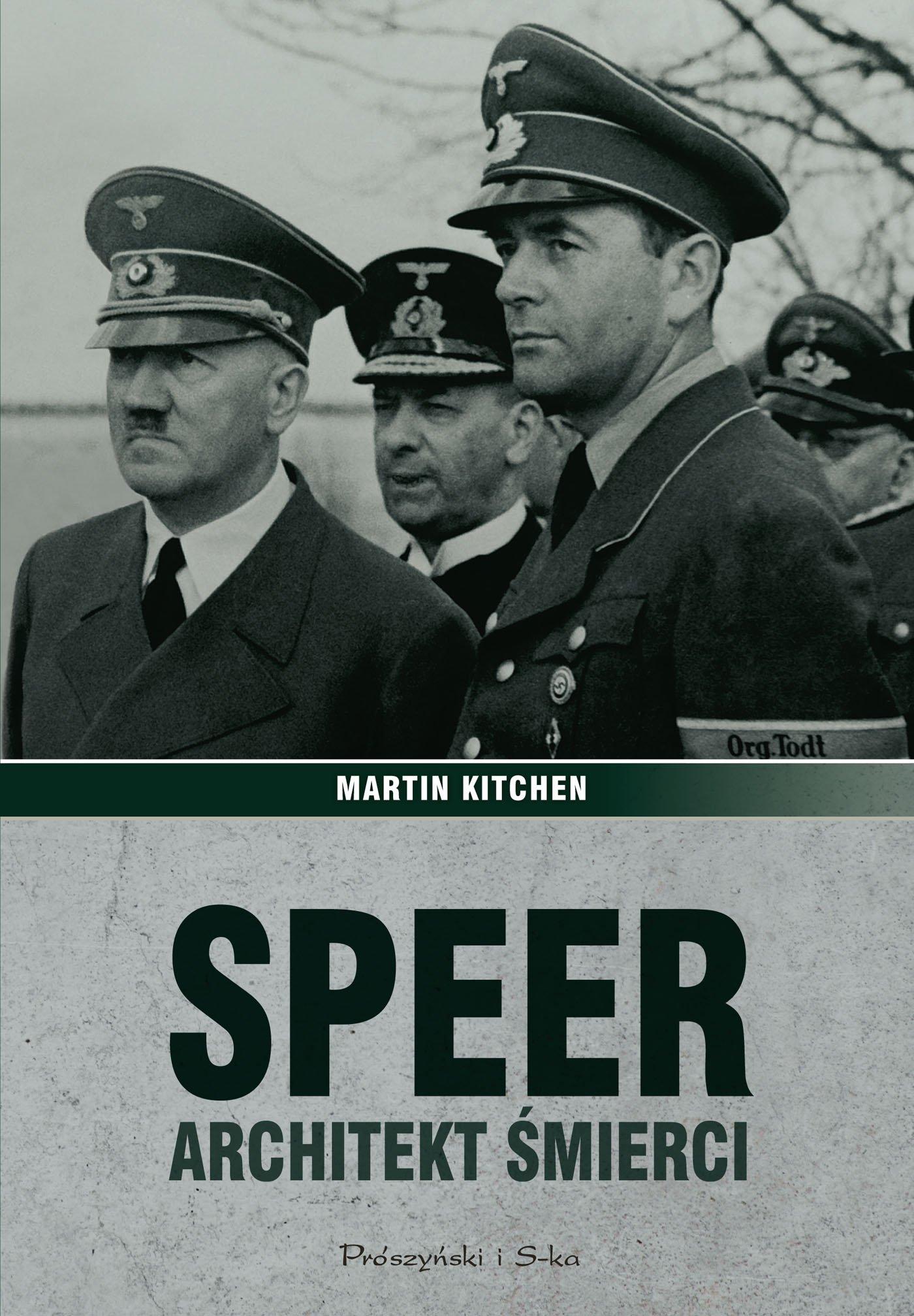 Speer. Architekt śmierci - Ebook (Książka na Kindle) do pobrania w formacie MOBI