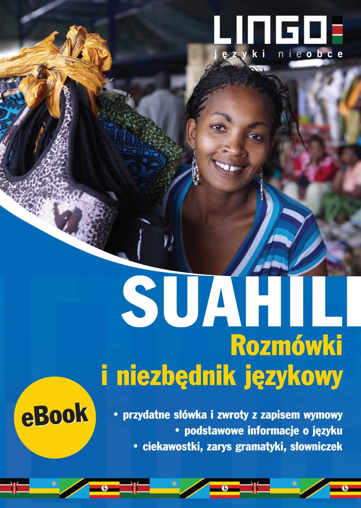 Suahili. Rozmówki i niezbędnik językowy - Ebook (Książka PDF) do pobrania w formacie PDF