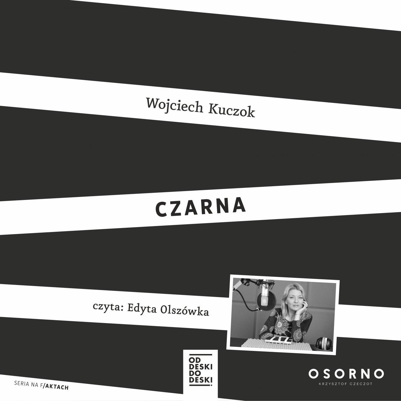 Czarna - Audiobook (Książka audio MP3) do pobrania w całości w archiwum ZIP