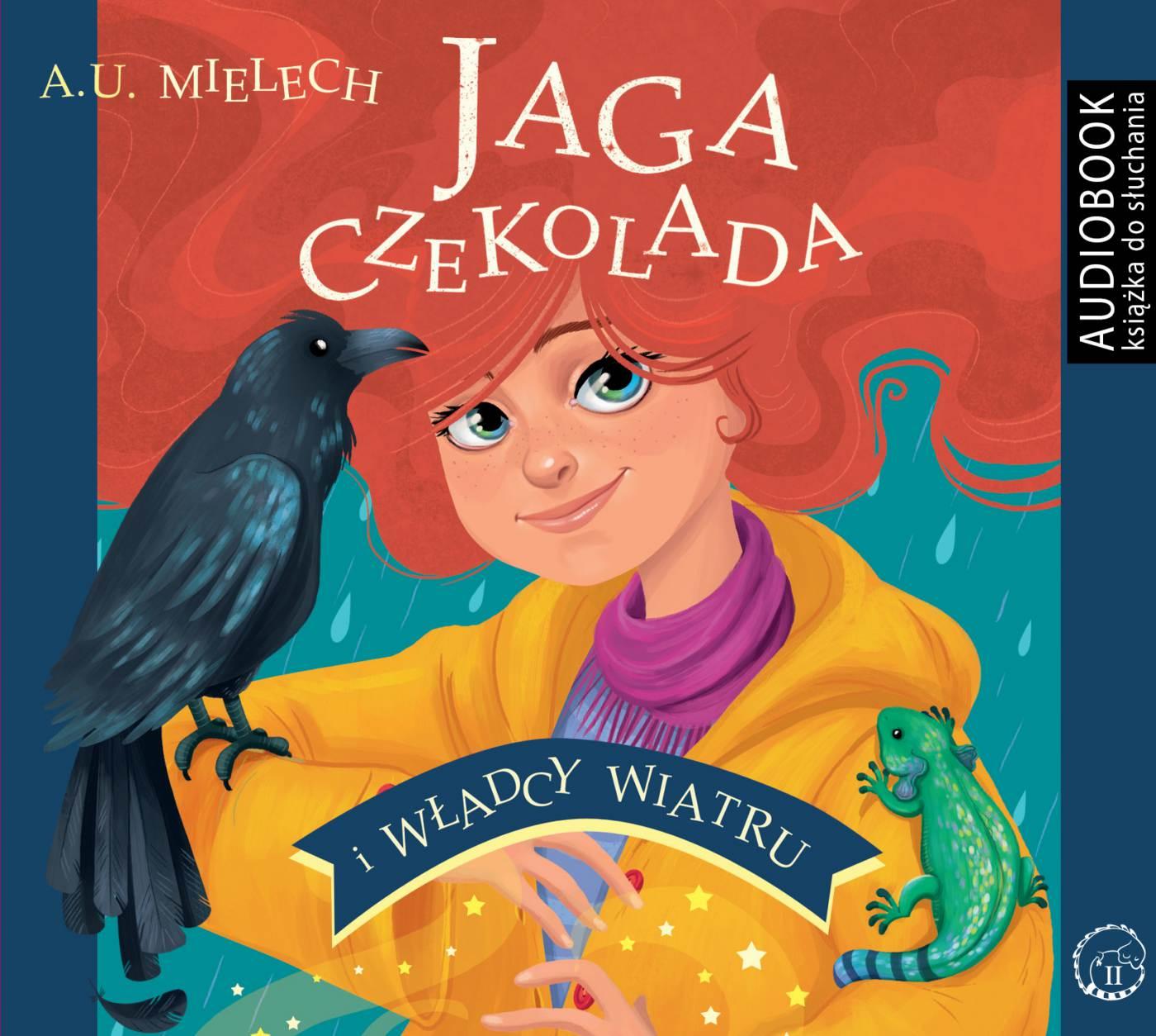 Jaga Czekolada i Władcy wiatru - Audiobook (Książka audio MP3) do pobrania w całości w archiwum ZIP