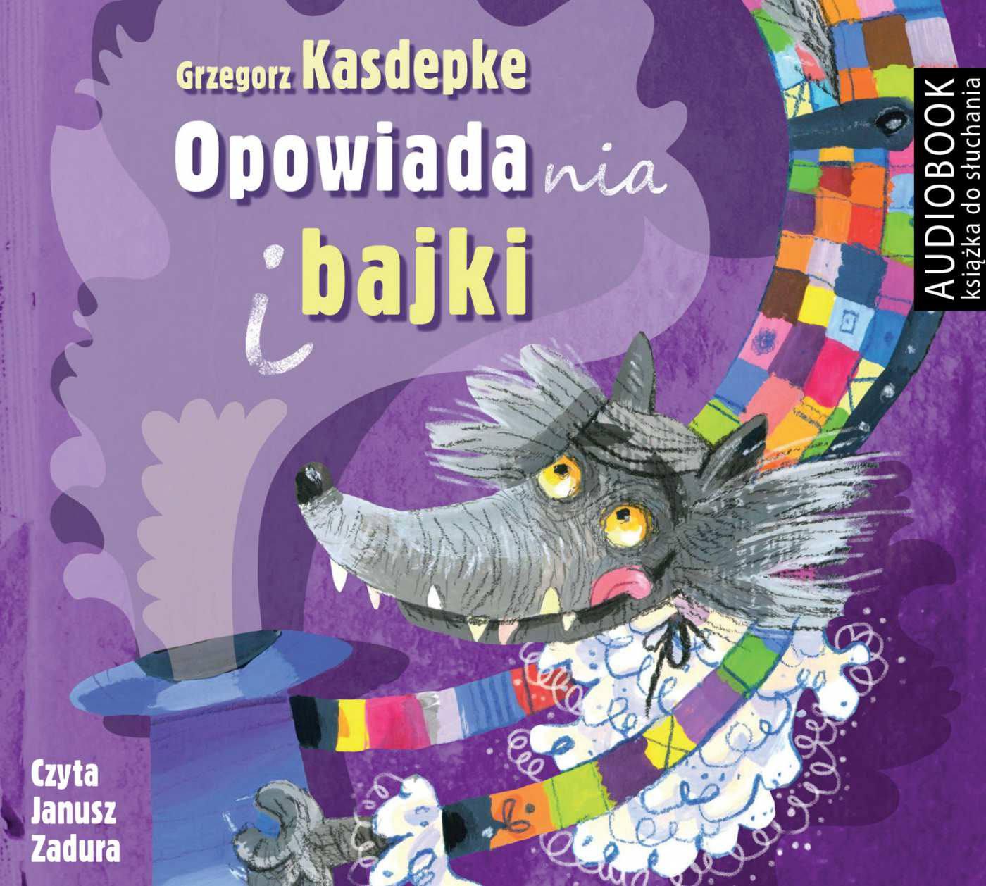 Opowiadania i bajki - darmowy fragmnet - Audiobook (Książka audio MP3) do pobrania w całości w archiwum ZIP