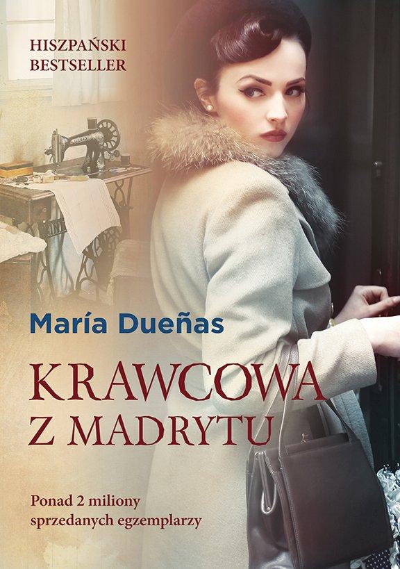 Krawcowa z Madrytu - Ebook (Książka EPUB) do pobrania w formacie EPUB