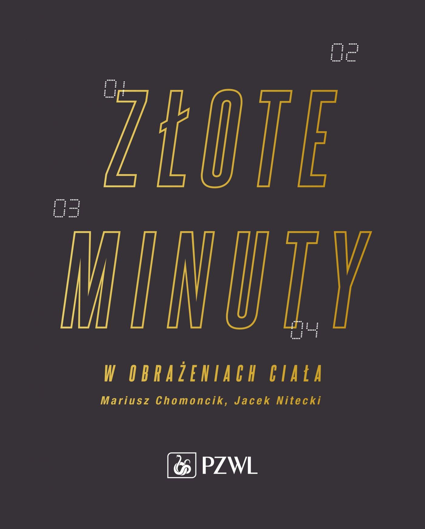 Złote minuty w obrażeniach ciała - Ebook (Książka na Kindle) do pobrania w formacie MOBI