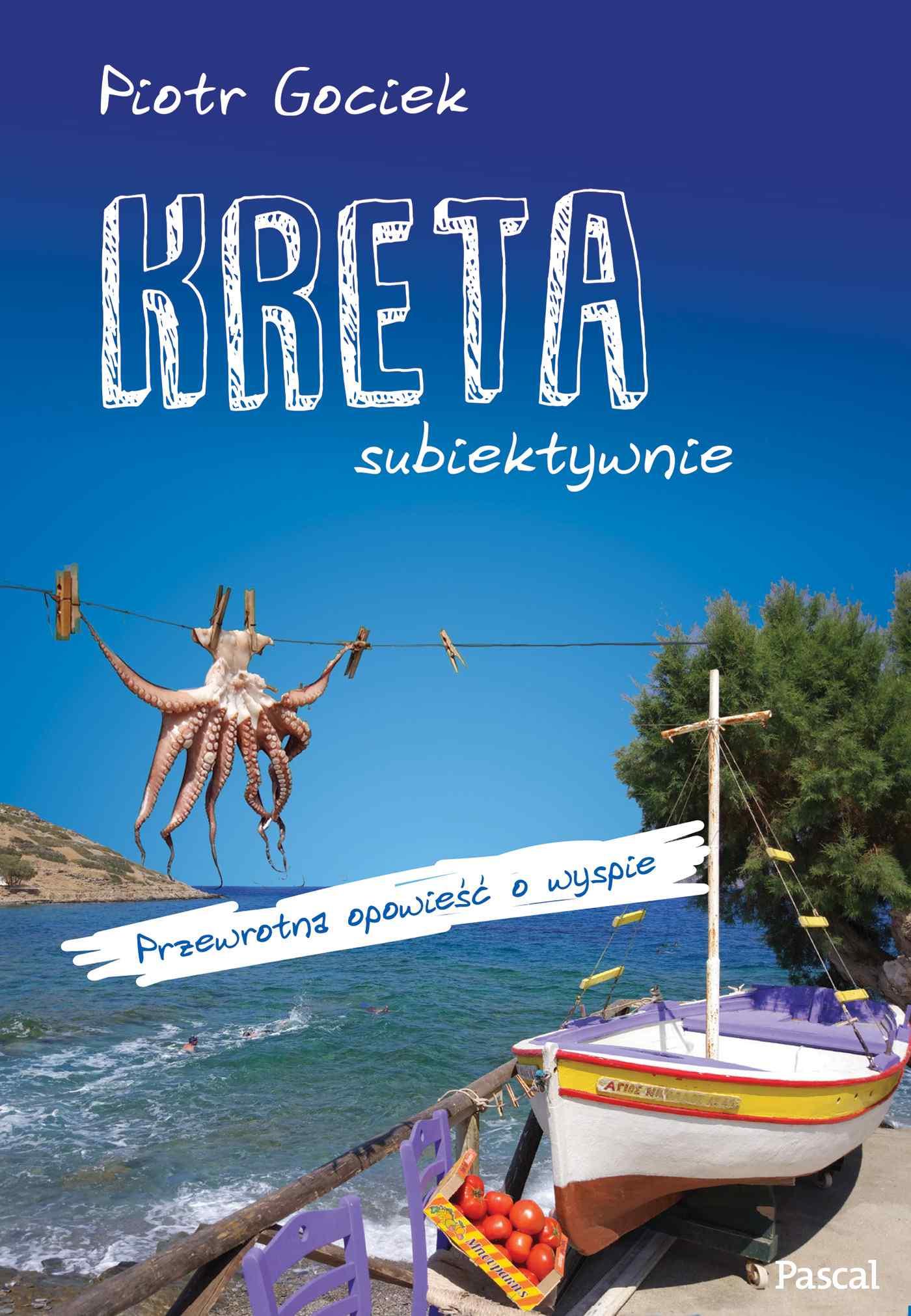 Kreta subiektywnie - Ebook (Książka na Kindle) do pobrania w formacie MOBI