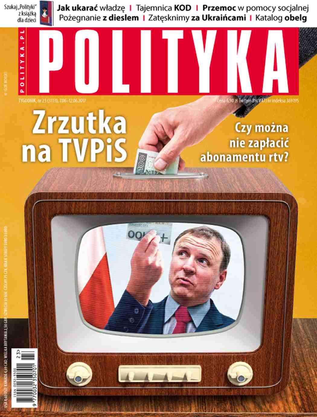 Polityka nr 23/2017 - Ebook (Książka PDF) do pobrania w formacie PDF