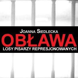 Obława: losy pisarzy represjonowanych - Audiobook (Książka audio MP3) do pobrania w całości w archiwum ZIP