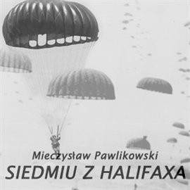 """Siedmiu z Halifaxa """"J"""" - Audiobook (Książka audio MP3) do pobrania w całości w archiwum ZIP"""