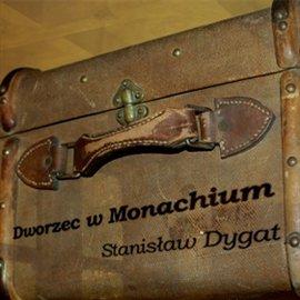 Dworzec w Monachium - Audiobook (Książka audio MP3) do pobrania w całości w archiwum ZIP