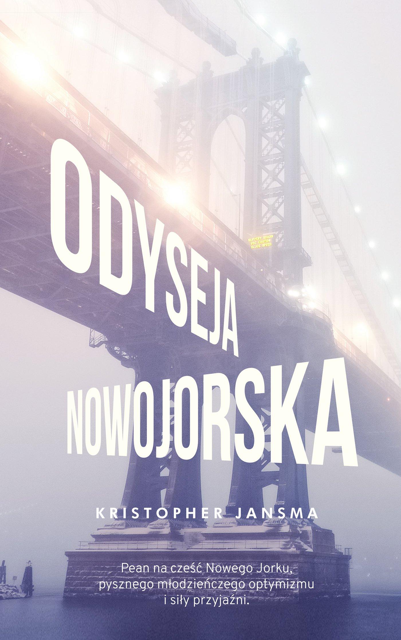 Odyseja nowojorska - Ebook (Książka na Kindle) do pobrania w formacie MOBI