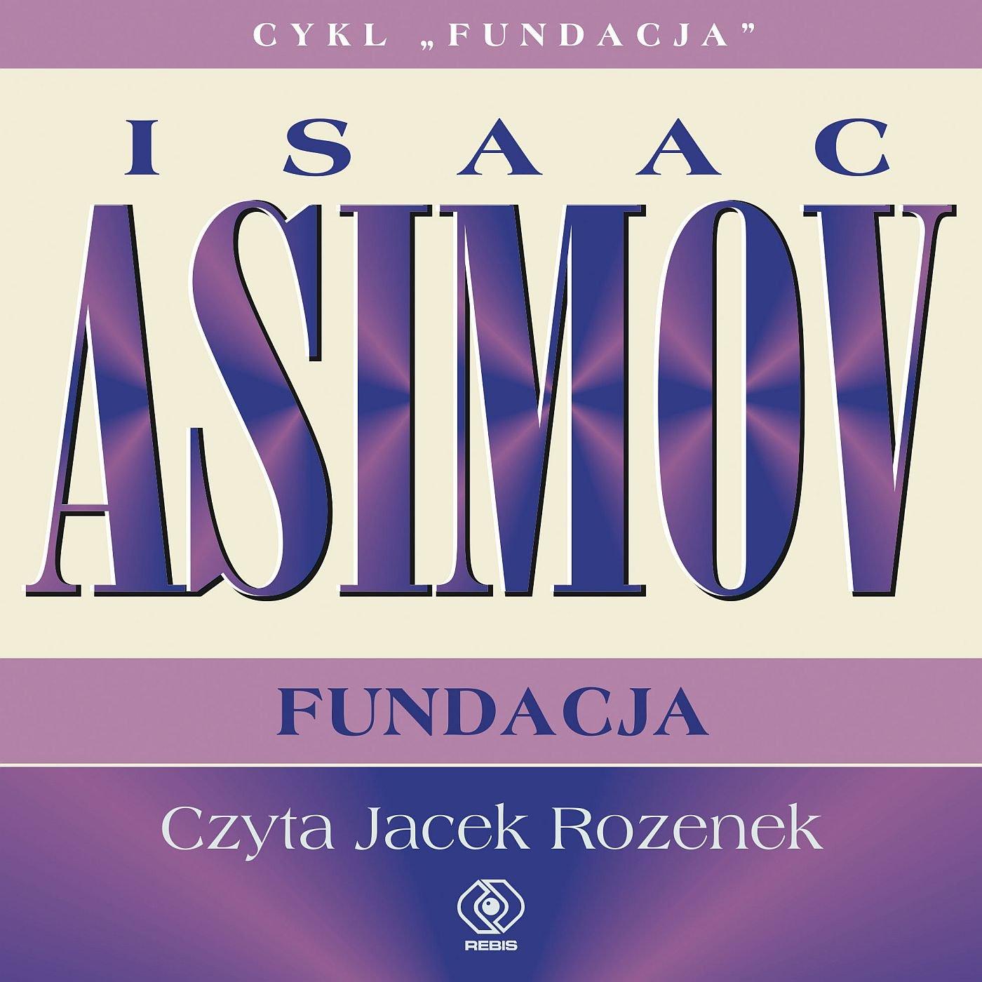 Fundacja - Audiobook (Książka audio MP3) do pobrania w całości w archiwum ZIP
