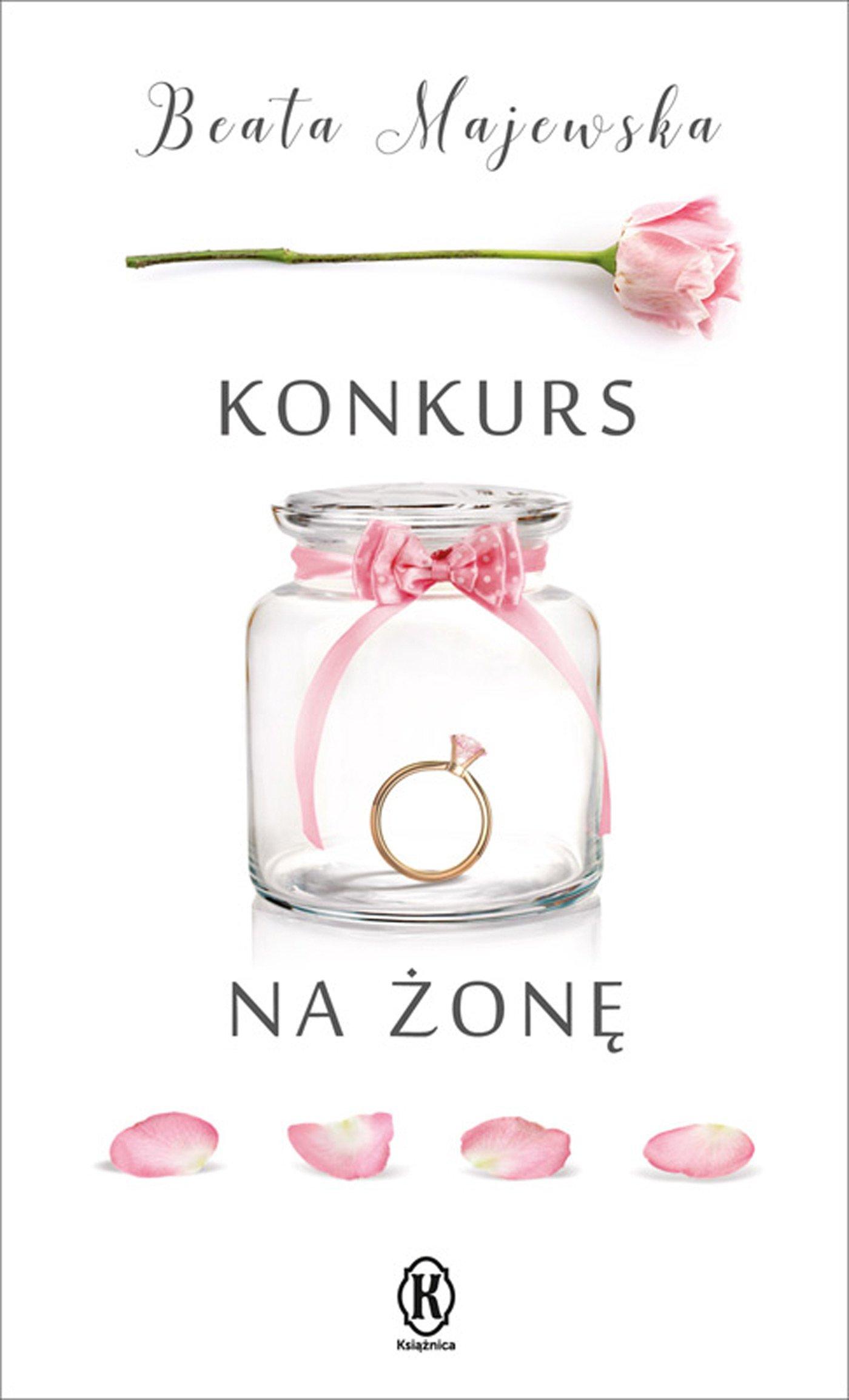 Konkurs na żonę - Ebook (Książka na Kindle) do pobrania w formacie MOBI