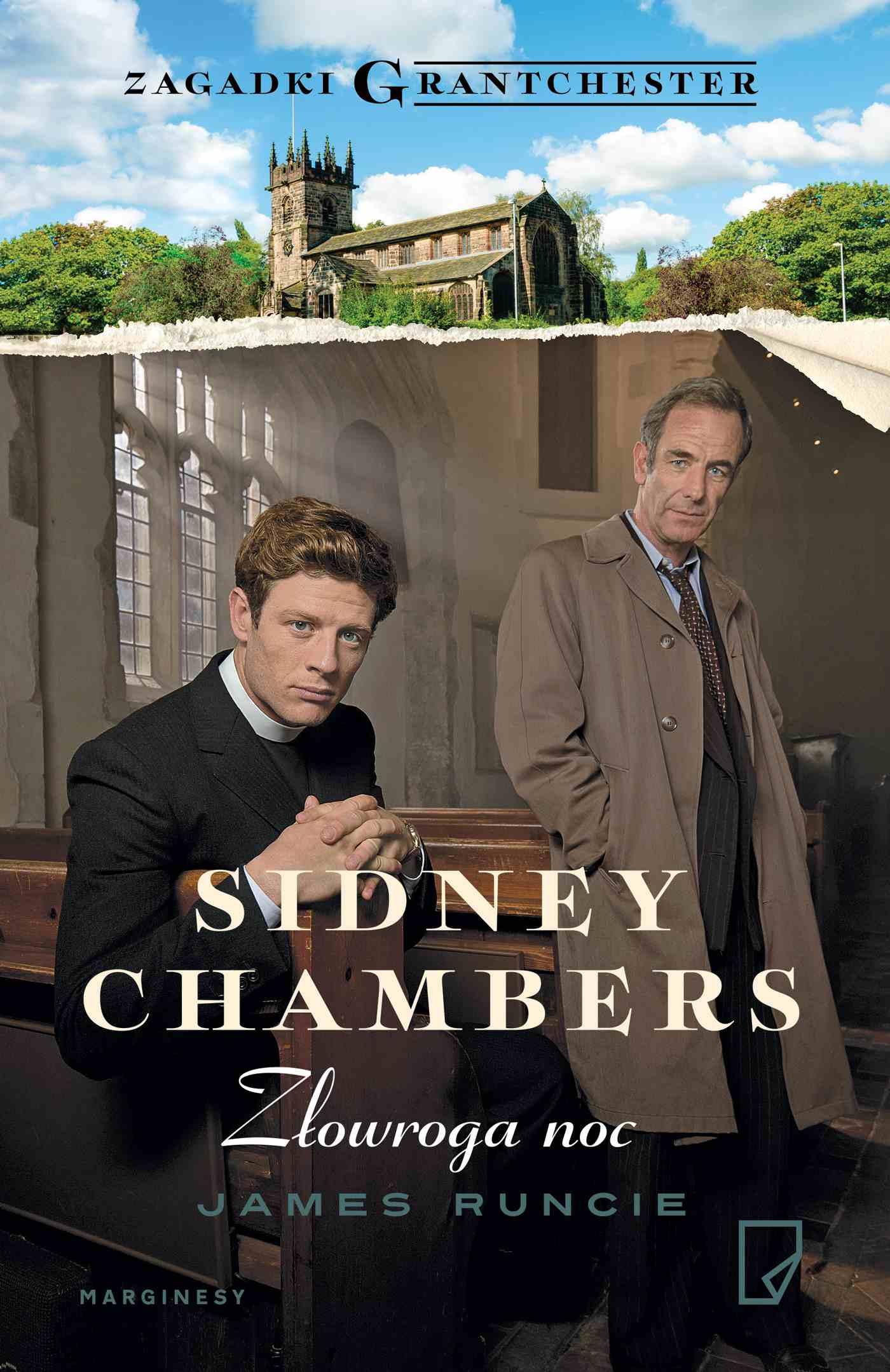 Sidney Chambers. Złowroga noc - Ebook (Książka na Kindle) do pobrania w formacie MOBI