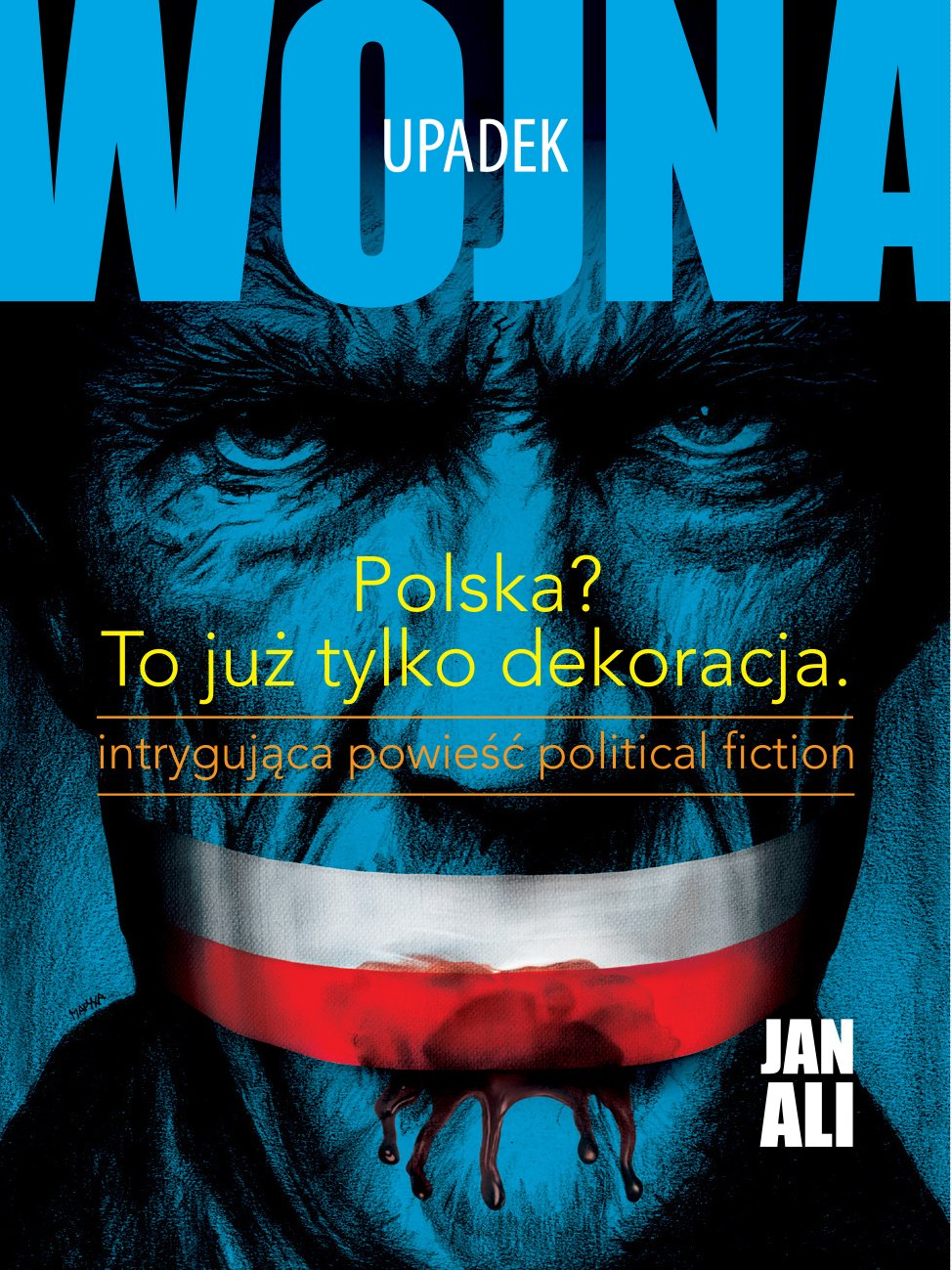 Upadek. Trylogia Wojna. Część 2 - Ebook (Książka na Kindle) do pobrania w formacie MOBI