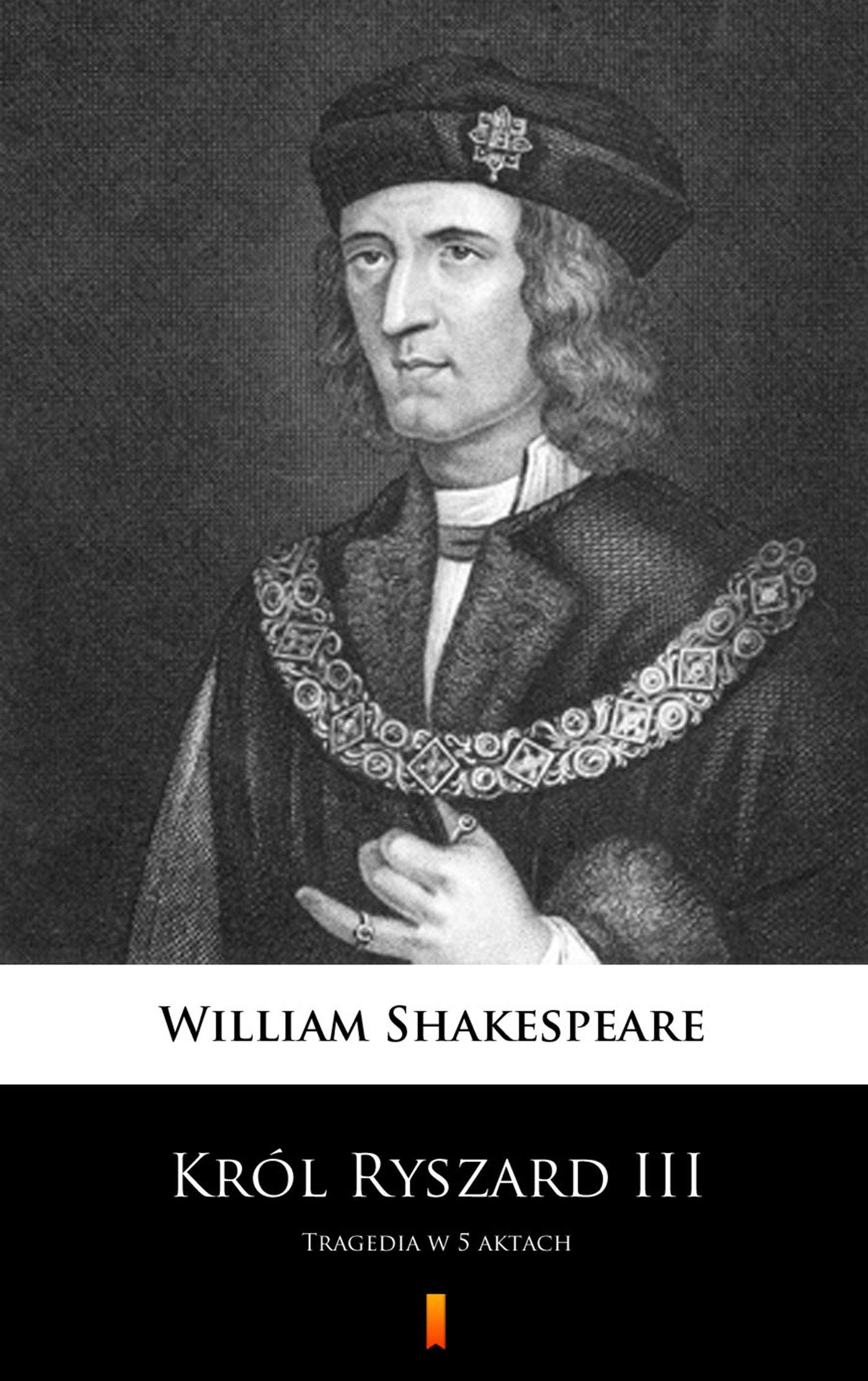 Król Ryszard III - Ebook (Książka na Kindle) do pobrania w formacie MOBI