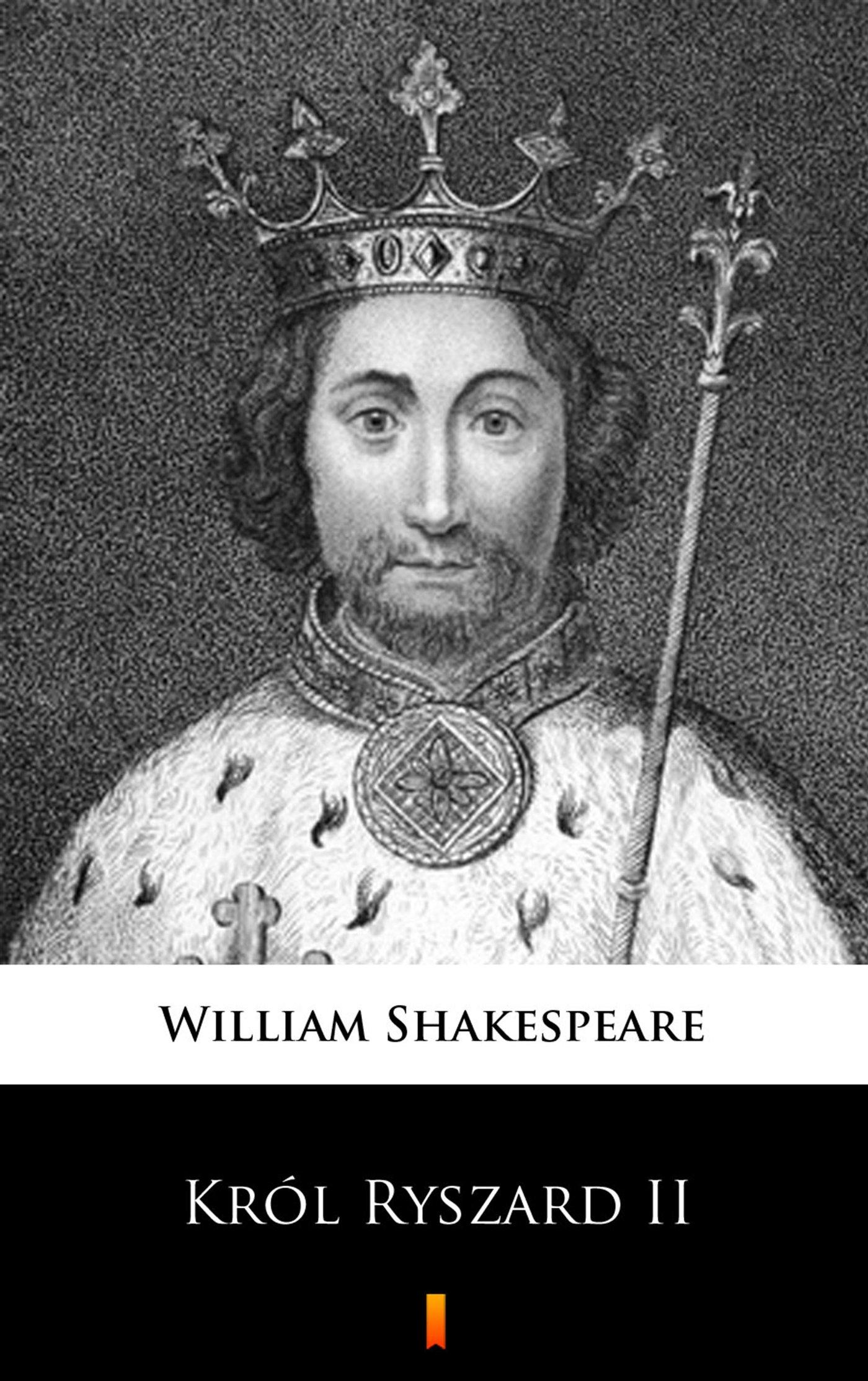 Król Ryszard II - Ebook (Książka EPUB) do pobrania w formacie EPUB