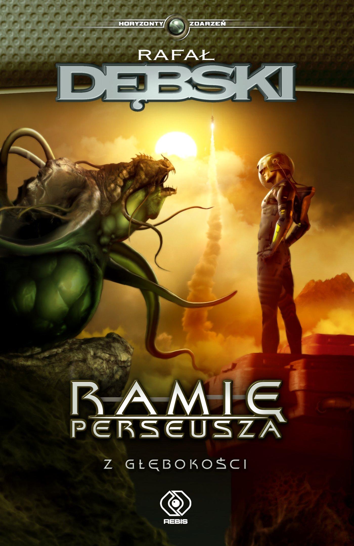 Ramię Perseusza - Ebook (Książka EPUB) do pobrania w formacie EPUB
