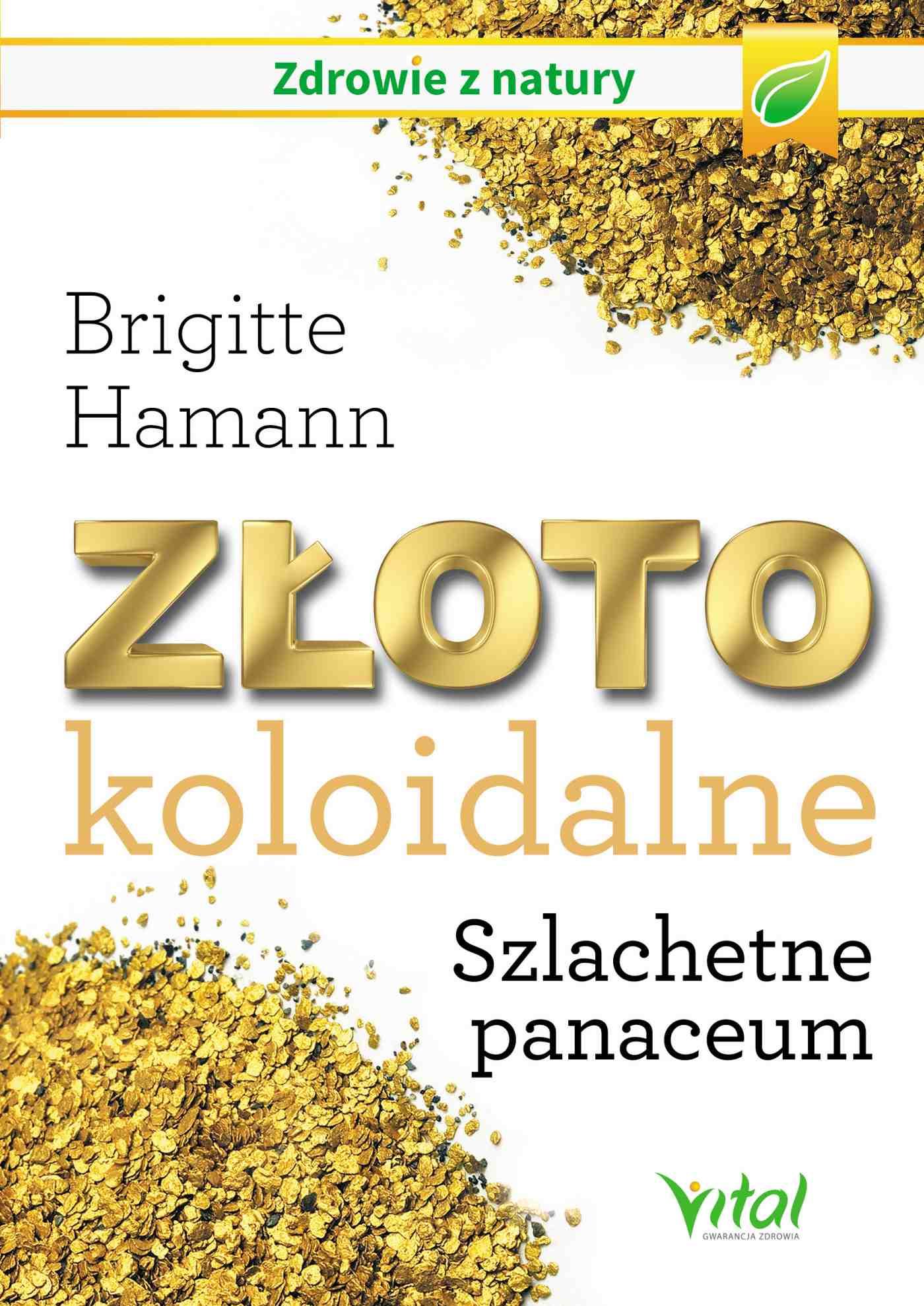 Złoto koloidalne. Szlachetne panaceum - Ebook (Książka PDF) do pobrania w formacie PDF