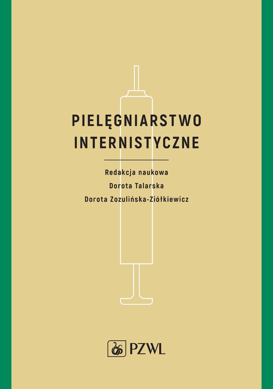 Pielęgniarstwo internistyczne - Ebook (Książka na Kindle) do pobrania w formacie MOBI