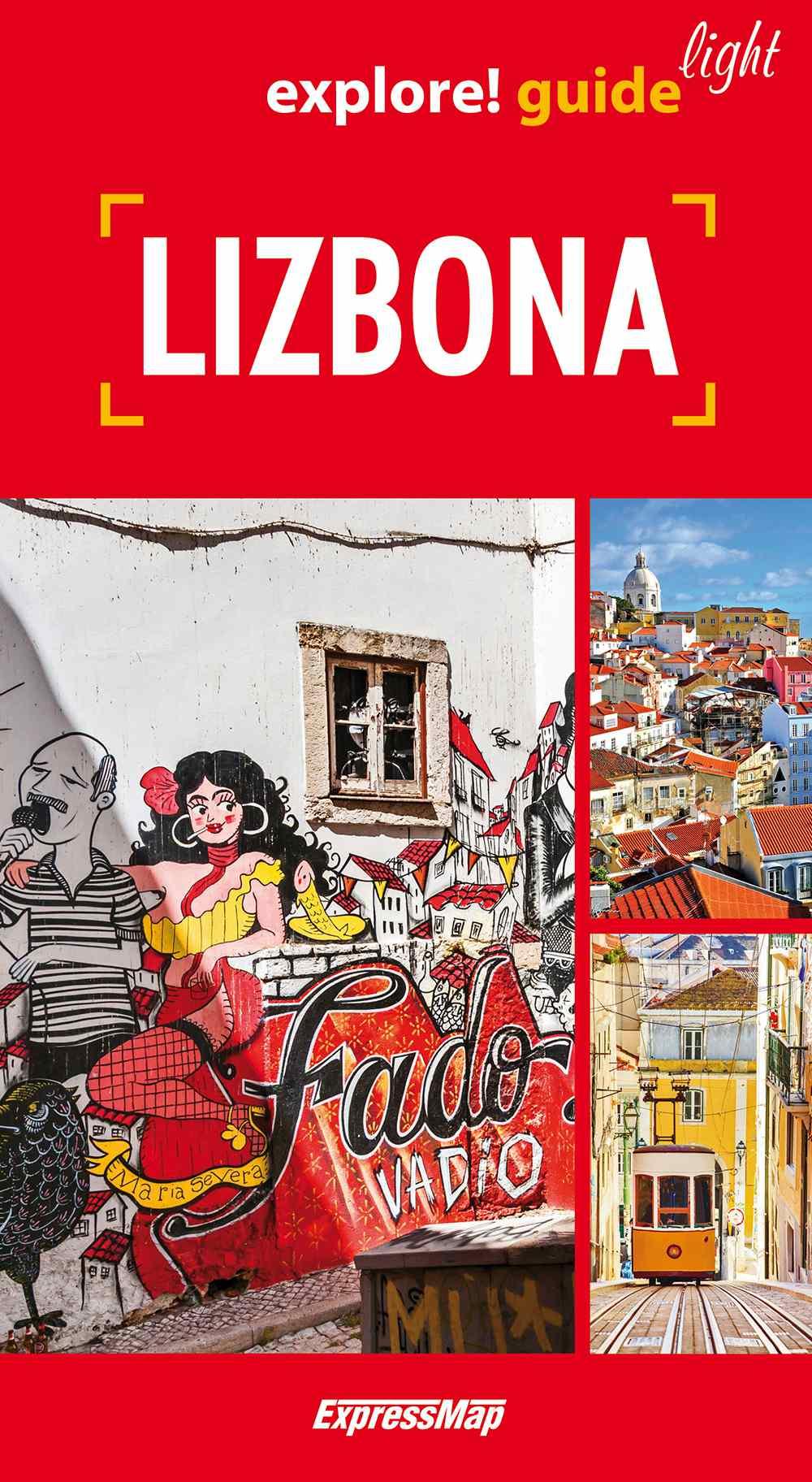 Lizbona light: przewodnik - Ebook (Książka na Kindle) do pobrania w formacie MOBI