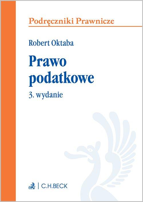 Prawo podatkowe. Wydanie 3 - Ebook (Książka PDF) do pobrania w formacie PDF