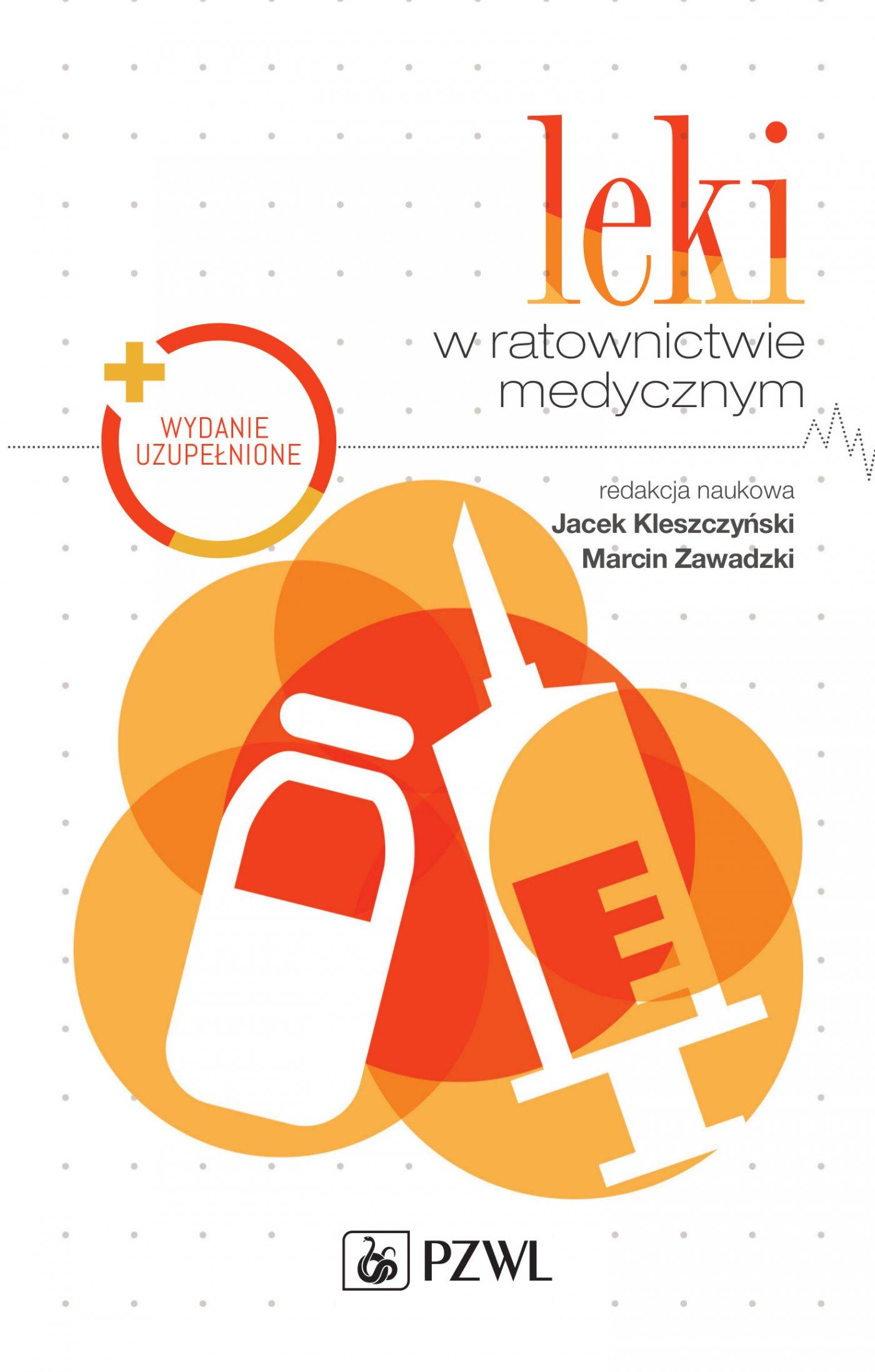 Leki w ratownictwie medycznym. Wydanie 2 - Ebook (Książka EPUB) do pobrania w formacie EPUB