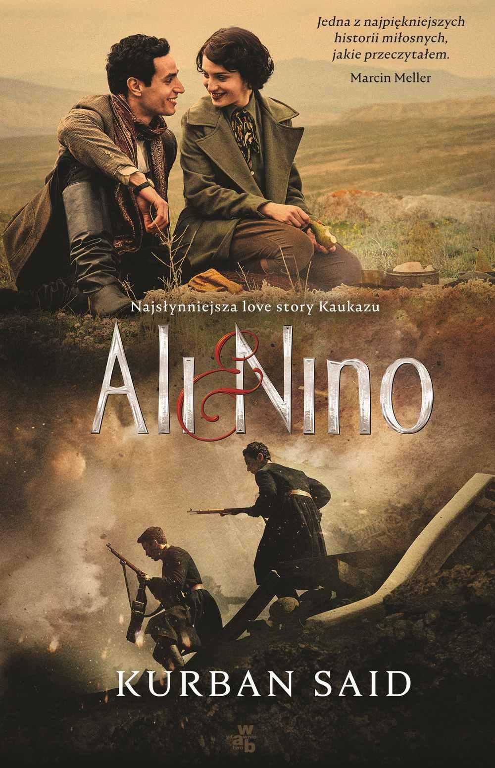 Ali i Nino - Ebook (Książka na Kindle) do pobrania w formacie MOBI