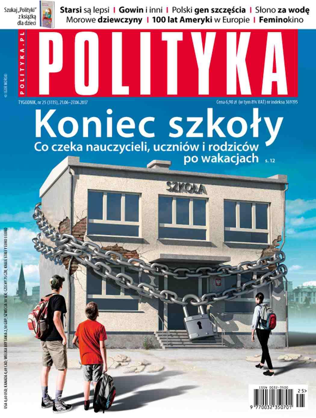 Polityka nr 25/2017 - Ebook (Książka PDF) do pobrania w formacie PDF