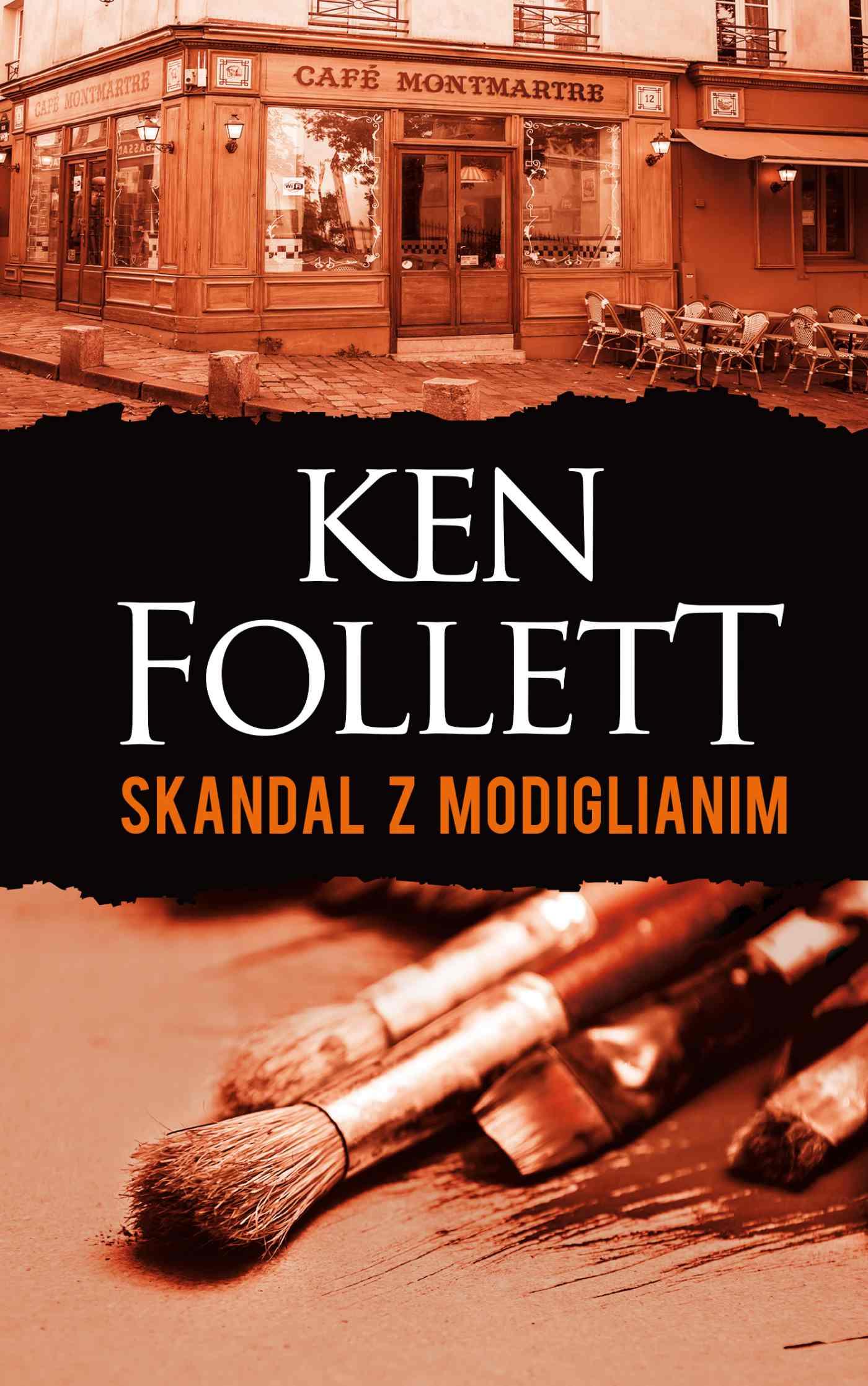 Skandal z Modiglianim - Ebook (Książka EPUB) do pobrania w formacie EPUB