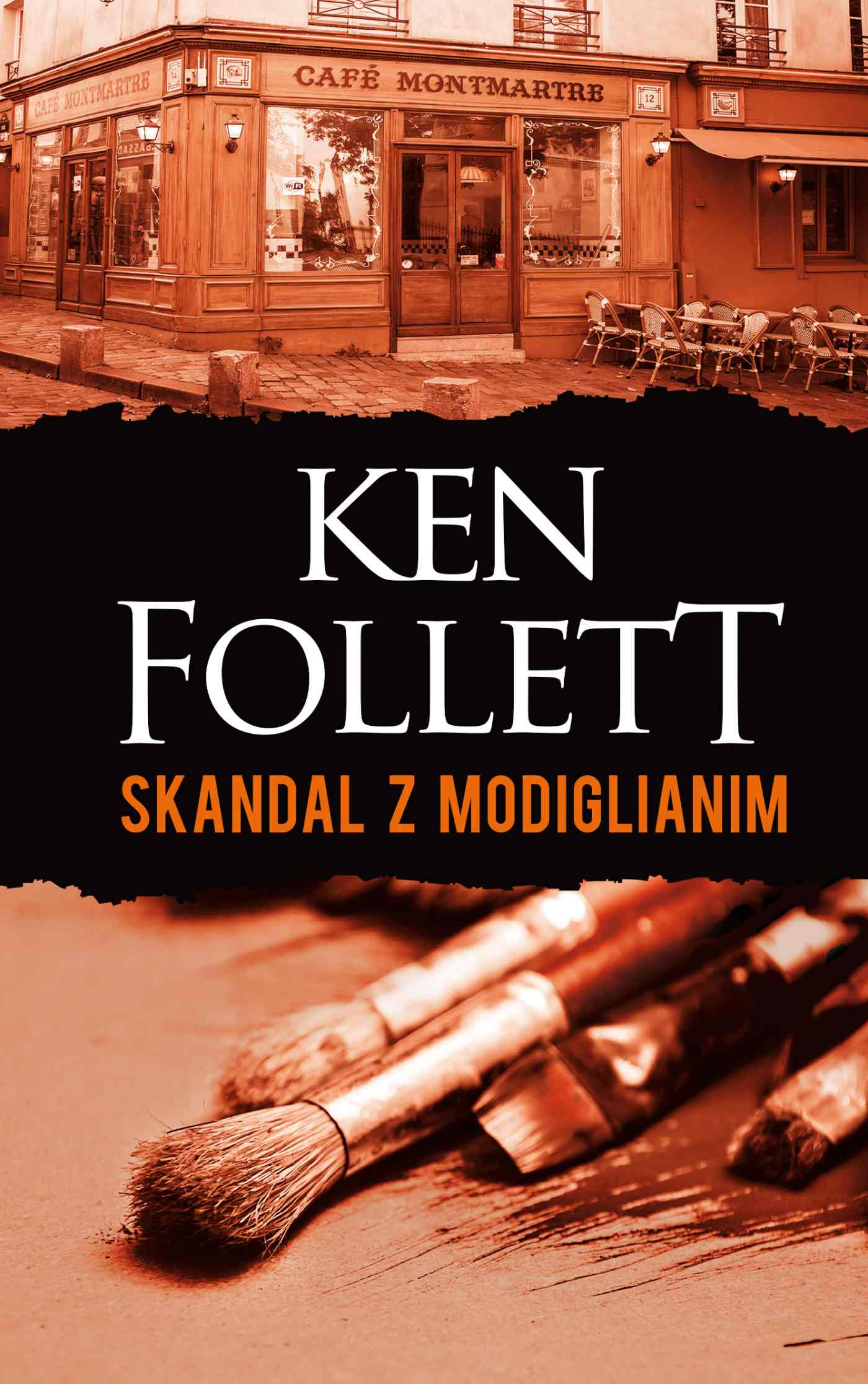 Skandal z Modiglianim - Ebook (Książka na Kindle) do pobrania w formacie MOBI