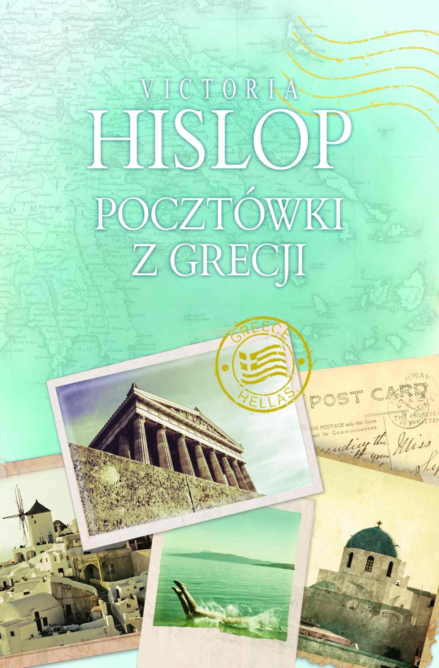 Pocztówki z Grecji - Ebook (Książka EPUB) do pobrania w formacie EPUB