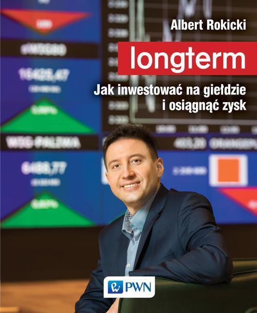 Longterm. Jak inwestować na giełdzie i osiągnąć zysk - Ebook (Książka na Kindle) do pobrania w formacie MOBI