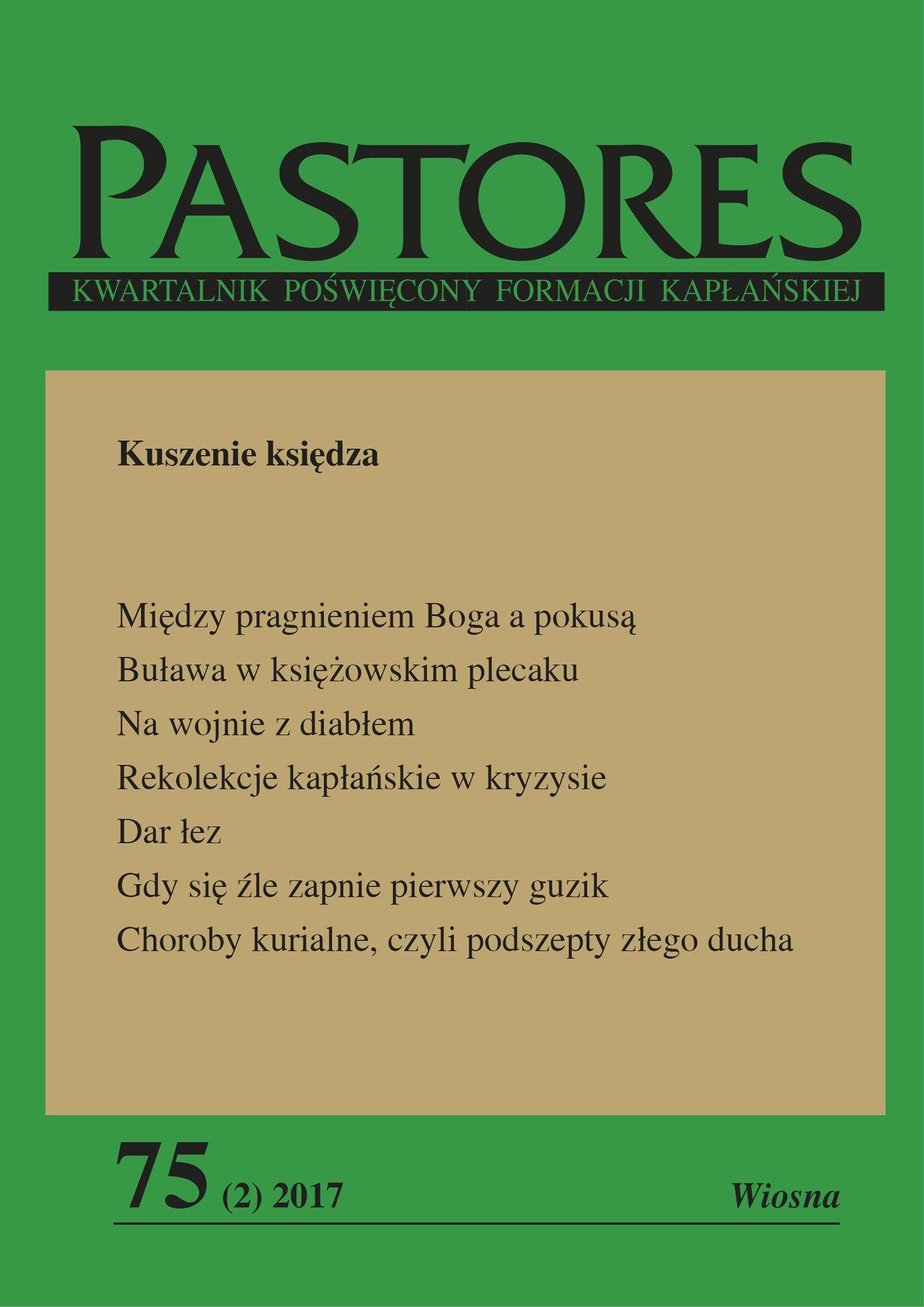 Pastores 75 (2) 2017 - Ebook (Książka EPUB) do pobrania w formacie EPUB