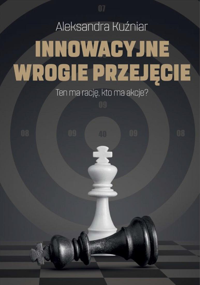 Innowacyjne wrogie przejęcie. - Ebook (Książka EPUB) do pobrania w formacie EPUB