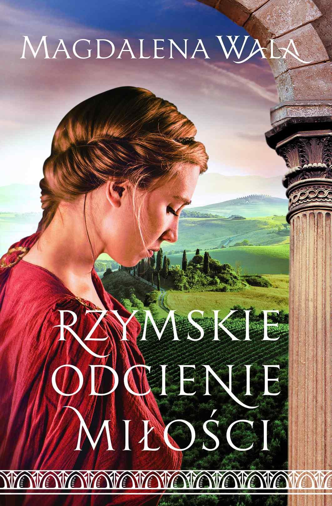 Rzymskie odcienie miłości - Ebook (Książka EPUB) do pobrania w formacie EPUB