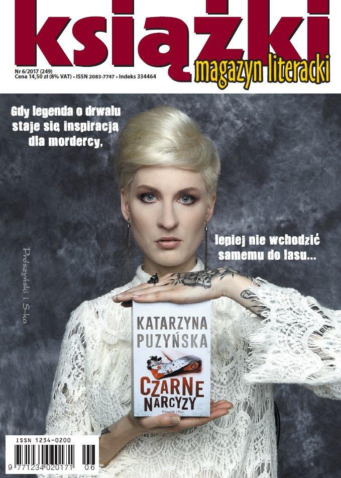 Magazyn Literacki Książki 6/2017 - Ebook (Książka PDF) do pobrania w formacie PDF