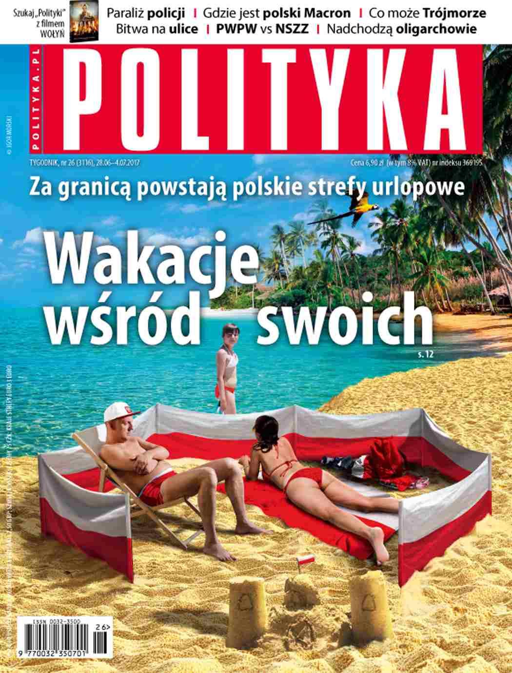 Polityka nr 26/2017 - Ebook (Książka PDF) do pobrania w formacie PDF