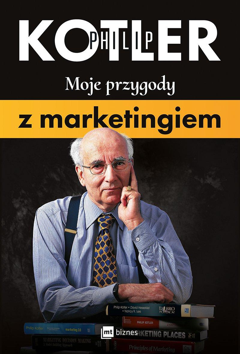 Moje przygody z marketingiem - Ebook (Książka na Kindle) do pobrania w formacie MOBI